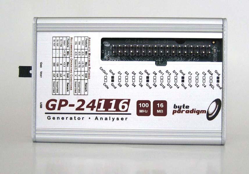 Digital Pattern Generator : Saelig debuts powerful usb digital pattern generators