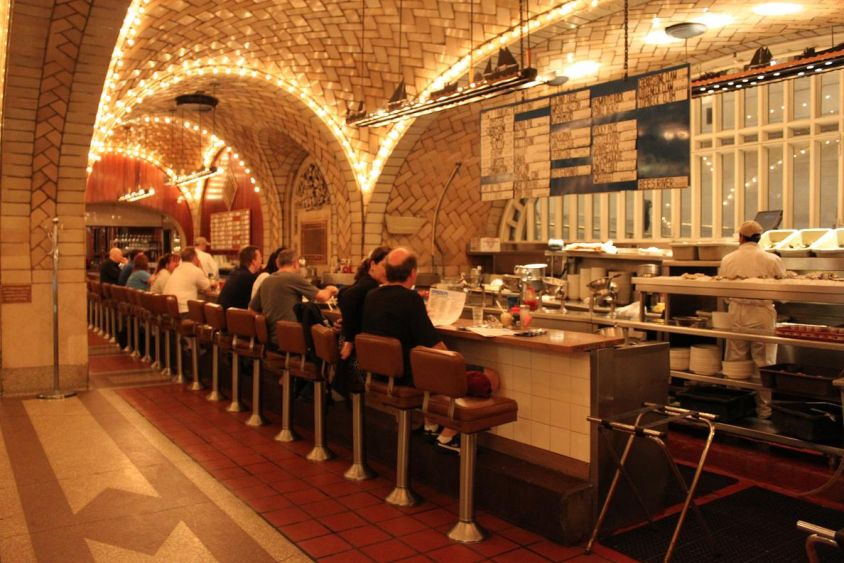 Grand central oyster bar valentine 39 s day specials jerry for Best valentines restaurants nyc