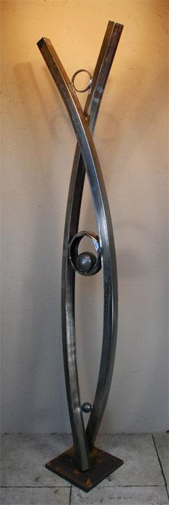 Om, a Jeff Owen sculpture