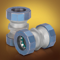 Bridgeport's Mighty-Seal™ Push-EMT™ couplings