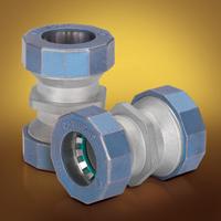 Bridgeport's Mighty-Seal™ Push-EMT™ couplings