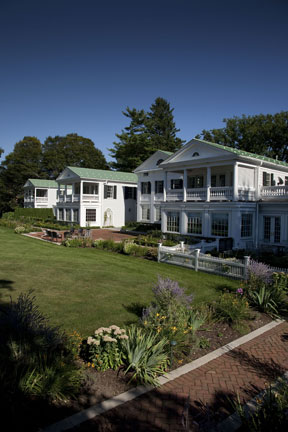 Erie Residence with Follansbee Steel roof