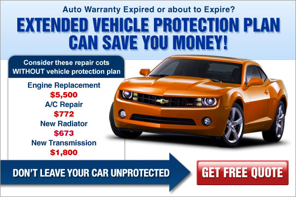 Extended Used Car Warranties - Auto Repair