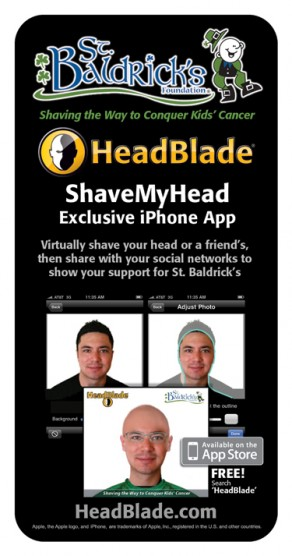 Free ShaveMyHead iPhone App