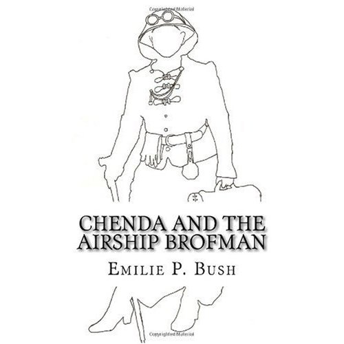 Chenda And The Airship Brofman Cover