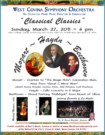 WCSO Classical Classics