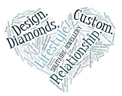 Solitaire Jewellery - Diamonds Design Custom