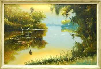 Sam Newton Highwaymen art