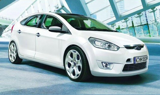 The 2012 Ford Focus