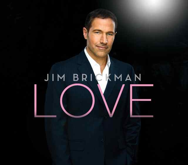 Jim Brickman Releases Romance Collection Just In Time For