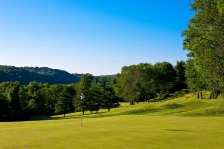 Brynwood's championship golf course