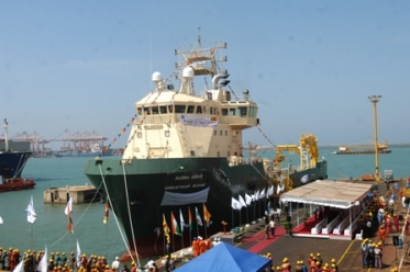 GREATSHIP ROHINI NAMING CEREMONY
