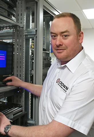 Crown telecom engineer