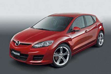 Mazda on Glendale Mazda Dealer Presents The 2011 Mazda3   Prlog