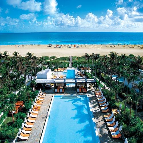 Shore Club Hotel South Beach Miami