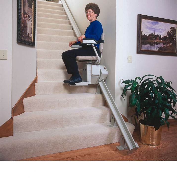 Help Getting Up Stairs For People With Limited Mobility