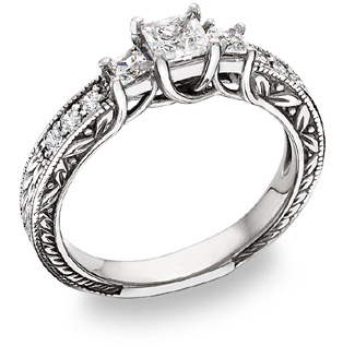 Engagement & Wedding Rings for Cheap