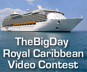 TheBigDay Royal Caribbean Video Contest