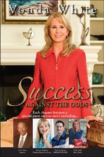 """Vonda White, Author of """"Success Against The Odds"""""""