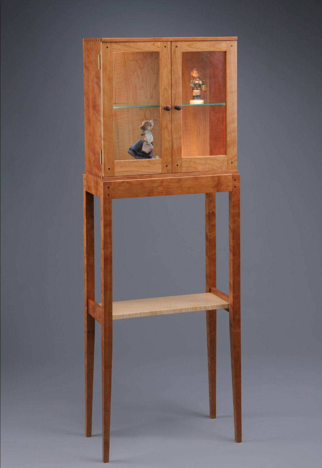 Tom Dumke To Display Crafted Wood Furniture At Under The