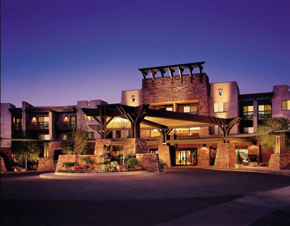 Welcome to the Hilton Sedona Resort & Spa
