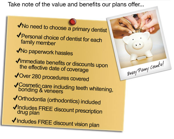 Solstice dental offers a great choice for florida dental for Solstice plus plan one