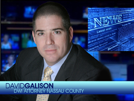 DWI Attorney Nassau County | David Galison
