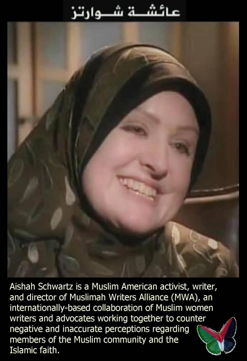 Aishah Schwartz in Egypt