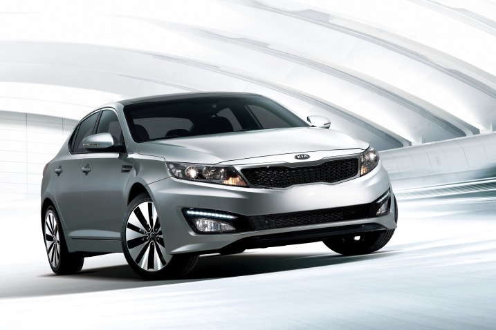 2011 KIA Optima at Moritz Kia Fort Worth