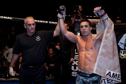 Mike Bruno Fight Time 3