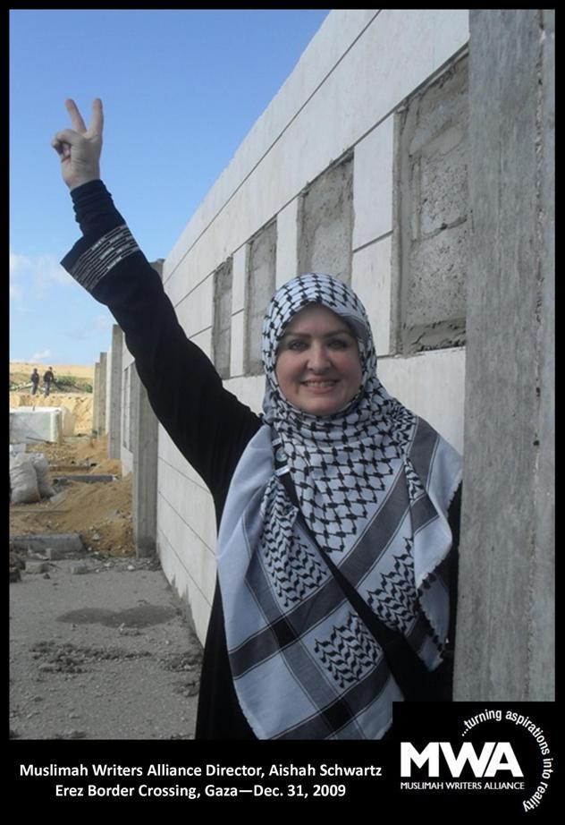 Aishah Schwartz - Gaza, 2009