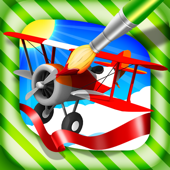 Paint Me 3D: Airplanes