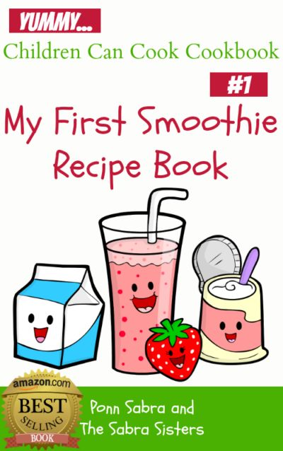 Cookbook Covers For Kids ~ Kid authors celebrate national nutrition month with new