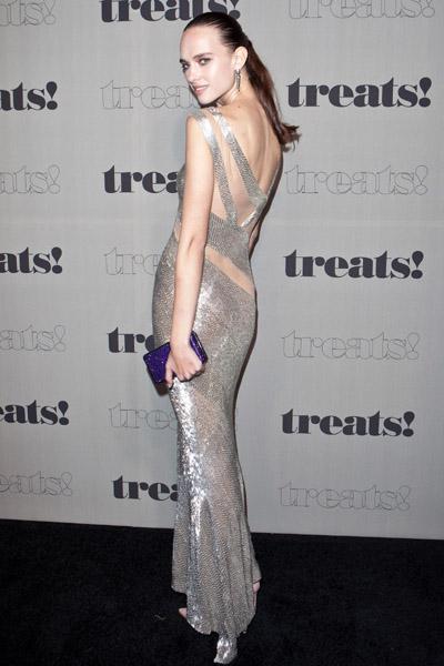 Masha Rudenko wears Jean Fares Couture!