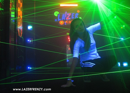 Laser tag metairie louisiana