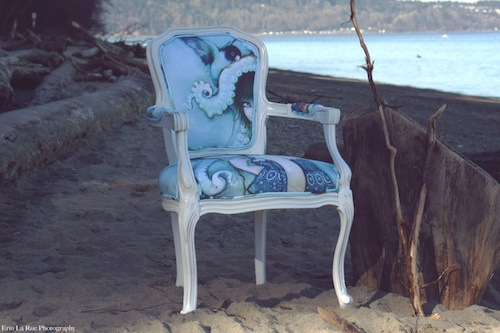Camilla Vintage Chair