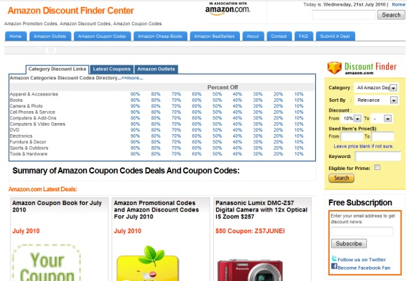 Amazon promo codes and coupons: Get $10 back on your first Prime ...