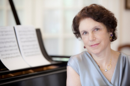 Classical music composer Sharon Ruchman