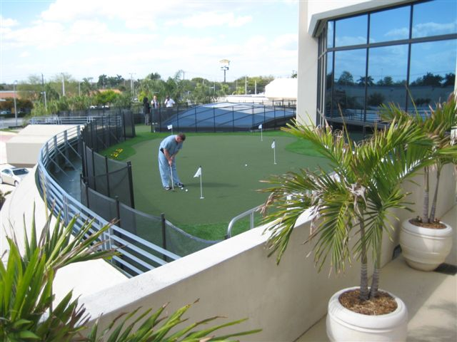 Jm Lexus Service >> Jm Lexus Scores With Rooftop Golf Course Pro Shop