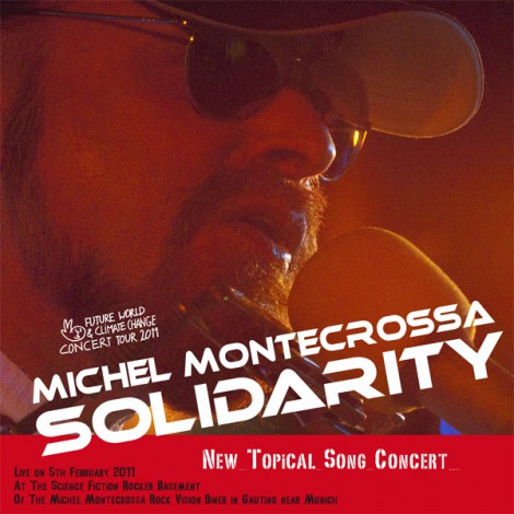 Michel Montecrossa's album 'Solidarity'