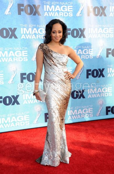 Essence Atkins in Jean Fares Couture!