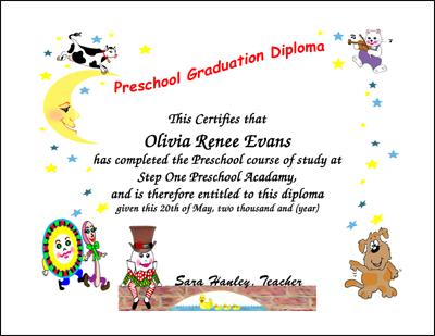 Kinder diploma template gidiyedformapolitica kinder diploma template yelopaper Image collections