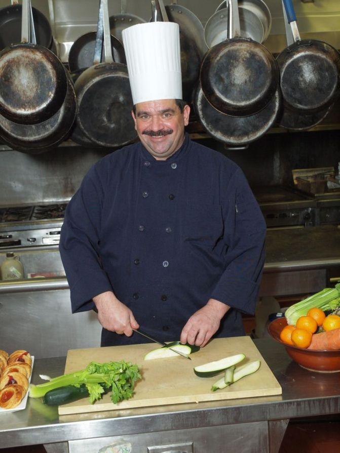 Brynwood Chef William Calbo
