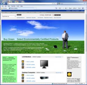 ProSel /IT Green-Ready eCommerce