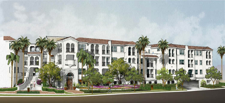 Parkview Living in Echo Park, designed by KTGY
