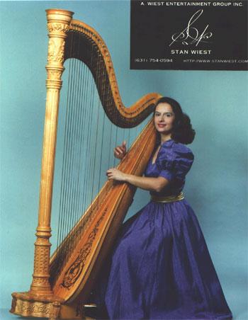 Melhor técnica para fazer escala Fanned(escala múltipla) 11357597-harpist