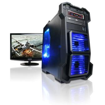 CyberPower Gamer Ultra with Radeon 6990 GPU