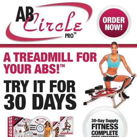 ab circle pro workout instructions