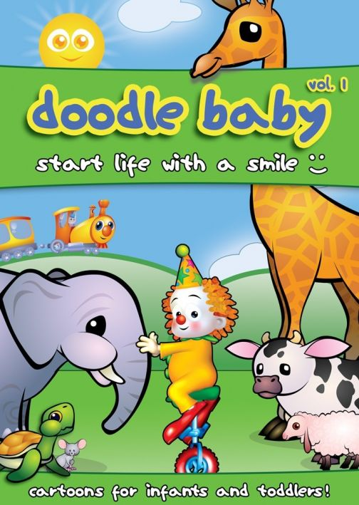 Doodle Baby DVD