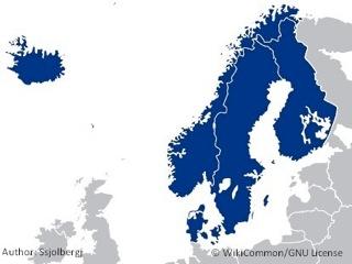 NORDEN: Denmark, Finland, Iceland, Norway & Sweden